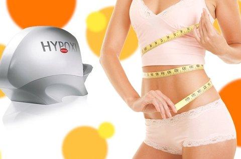 12 alkalmas zsírégető hypoxi training bérlet
