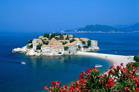 1 hetes élményteli vakáció Montenegróban repülővel
