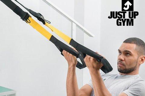 Felfüggeszthető Just Up Gym Expander sporteszköz