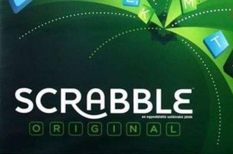 Scrabble Original szókirakó társasjáték