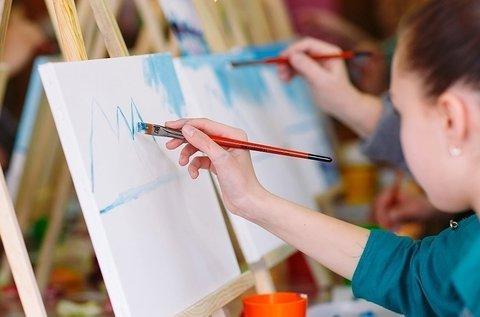 Kreatív közösségi élményfestés workshop