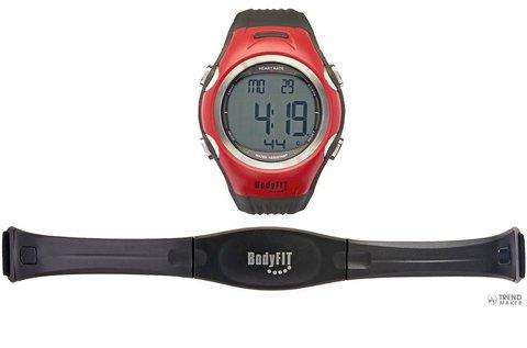 Body Fit pulzusmérő óra aktivitásmérő övvel