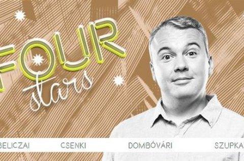 Belépő a Dumaszínház Four Stars estjére