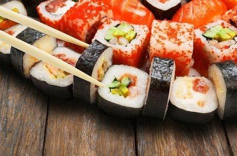 30 db-os ízletes sushi válogatás