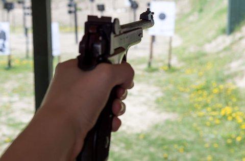Élménylövészet 45 lövéssel Ráckevén