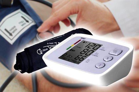 Intelligens felkaros vérnyomásmérő