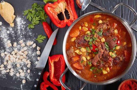 Főzőkurzus a klasszikus magyar konyha ízeivel