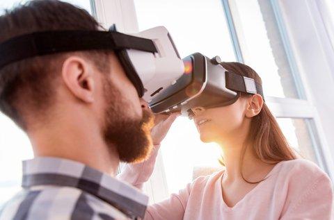 Emlékezetes VR randi 2 főnek 2 db nachosszal