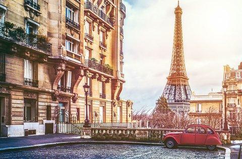3 napos romantikus pihenés Párizsban