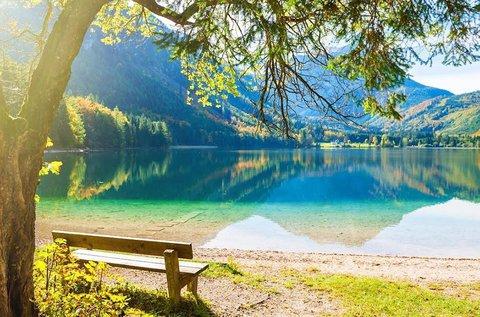 Tóparti all inclusive pihenés Ausztriában