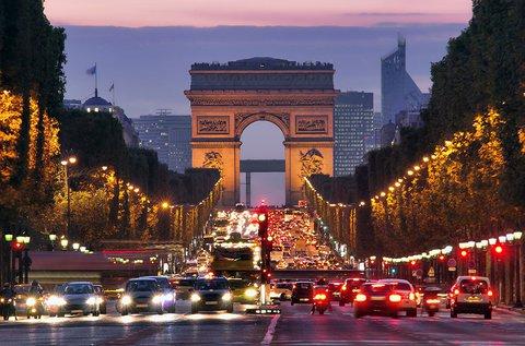 3 napos látogatás Párizsban