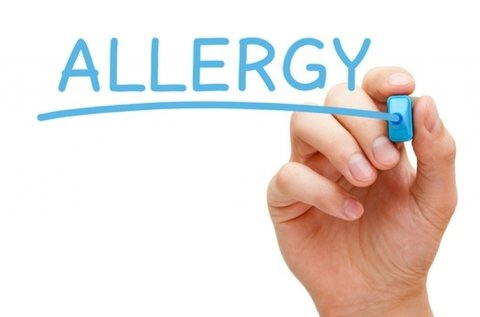 Átfogó allergiavizsgálat 104 féle allergénre