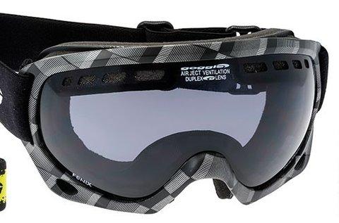 Goggle férfi polarizált síszemüveg