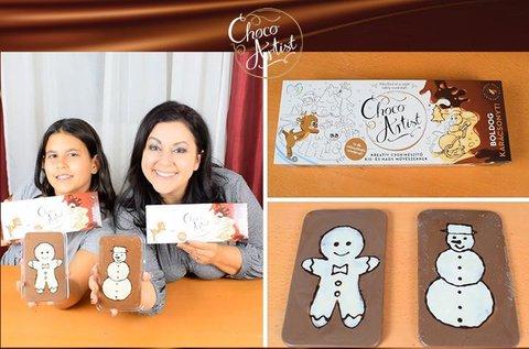 1 db ChocoArtist kreatív csokikészítő