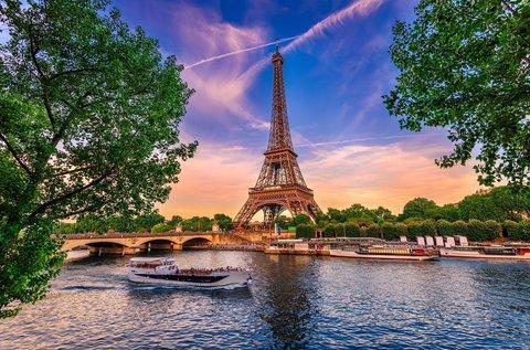Hosszú hétvége a fények városában, Párizsban
