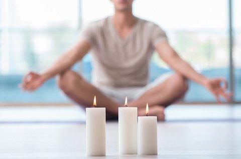 Aromaterápiás egyéni vagy 3 alkalom csoportos jóga