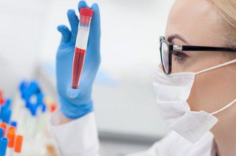 Laboratóriumi vizsgálat lappangó betegségek ellen