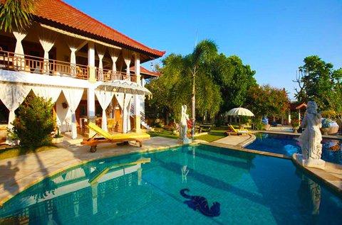 4 csillagos luxus nyaralás a csodás Balin