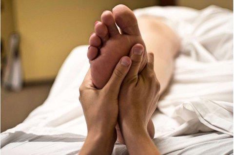 50 perces talpreflexológiai kezelés