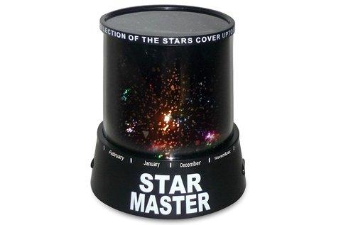 Romantikus hangulat Star Master csillagkivetítővel