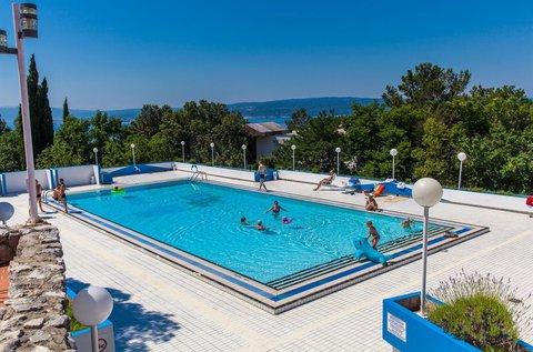 6 napos üdülés a horvát tengerparton, Crikvenicán