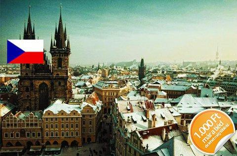 4 csillagos kikapcsolódás Prága belvárosában