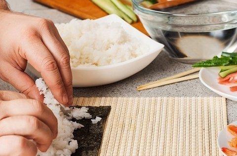 Sushikészítő workshop az ázsiai ízek kedvelőinek