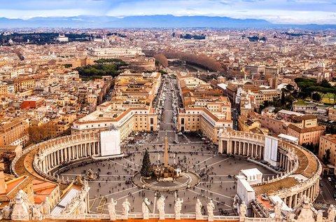 3 napos városlátogatás Rómában
