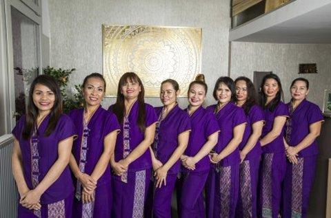 60 perces tradicionális páros thai masszázs