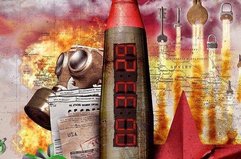 60 perces The Bomb szabadulós játék