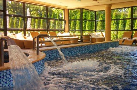 Főúri kényelem és luxus wellness Szilvásváradon