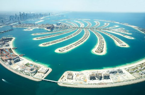 5 napos csodás pihenés Dubai-ban repülővel