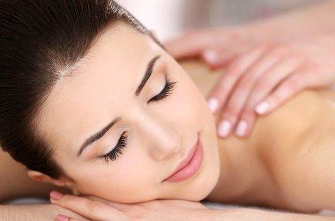 60 perces stresszoldó, relax masszázs teljes testre