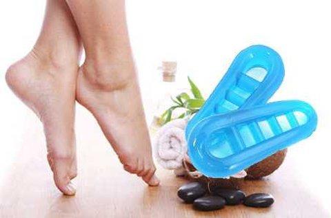 Refresh lábujjelválasztó szilikon gélből