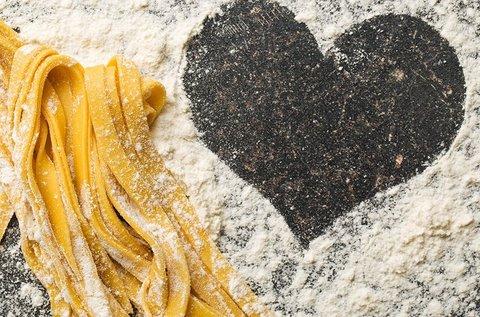 Olasz házi tésztakészítő workshop az otthonodban