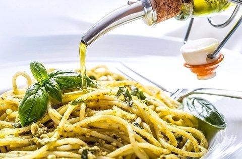 Mediterrán főzőkurzus olíva- és borkóstolóval