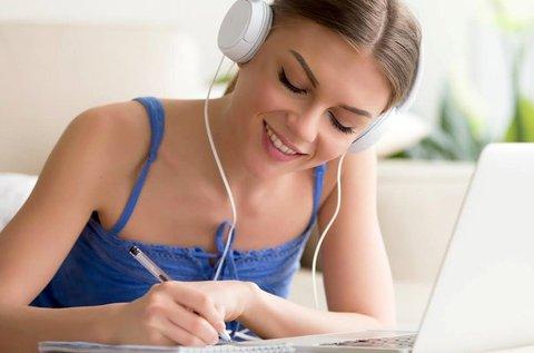 Egyéni angol és német nyelvoktatás Skype-on