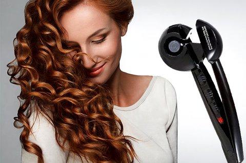 Automata hajgöndörítő 3 hőmérsékleti fokozattal