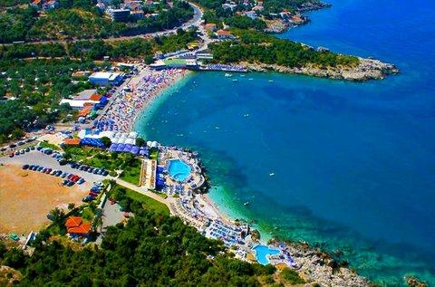 8 napos tengerparti üdülés 4 főnek Montenegróban