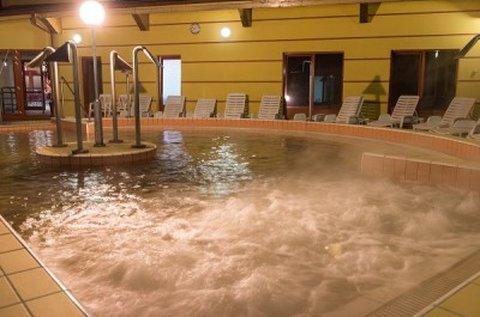 3 napos fürdőzés teljes ellátással Celldömölkön