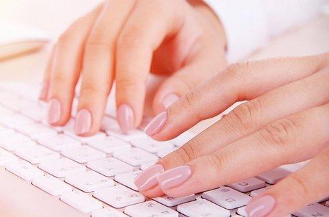 Gépírás online kurzus jobb agyféltekés módszerrel