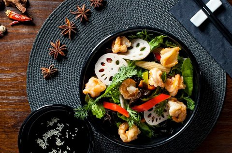 Ínyenc kínai fogások az Oktogonnál