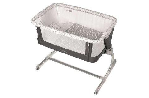 Jané BabySide szülői ágyhoz rögzíthető kiságy
