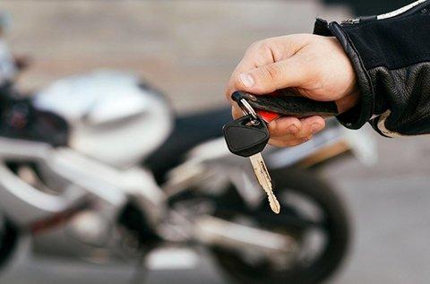 Motoros jogosítvány elméleti képzés