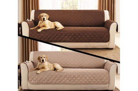 2 oldalú kanapévédő takaró