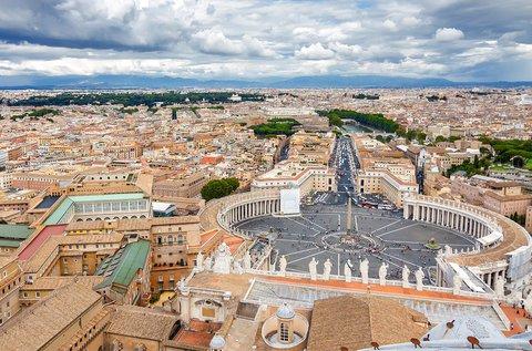 3 napos tavaszi barangolás a gyönyörű Rómában