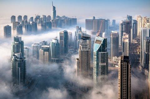 1 hetes luxus pihenés Dubai-ban repülővel