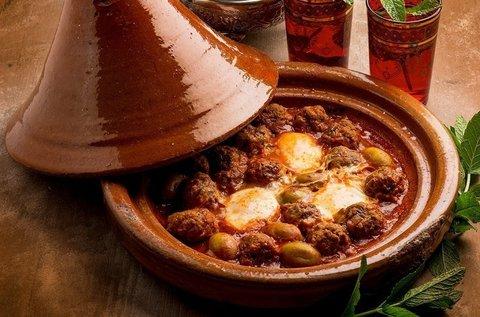 Észak-Afrika konyhája főzőkurzus