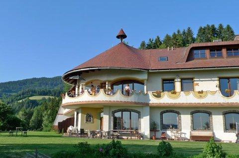 Természetközeli kikapcsolódás Ebersteinben