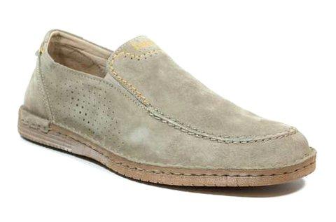 Josef Seibel férfi utcai cipő bézs színben